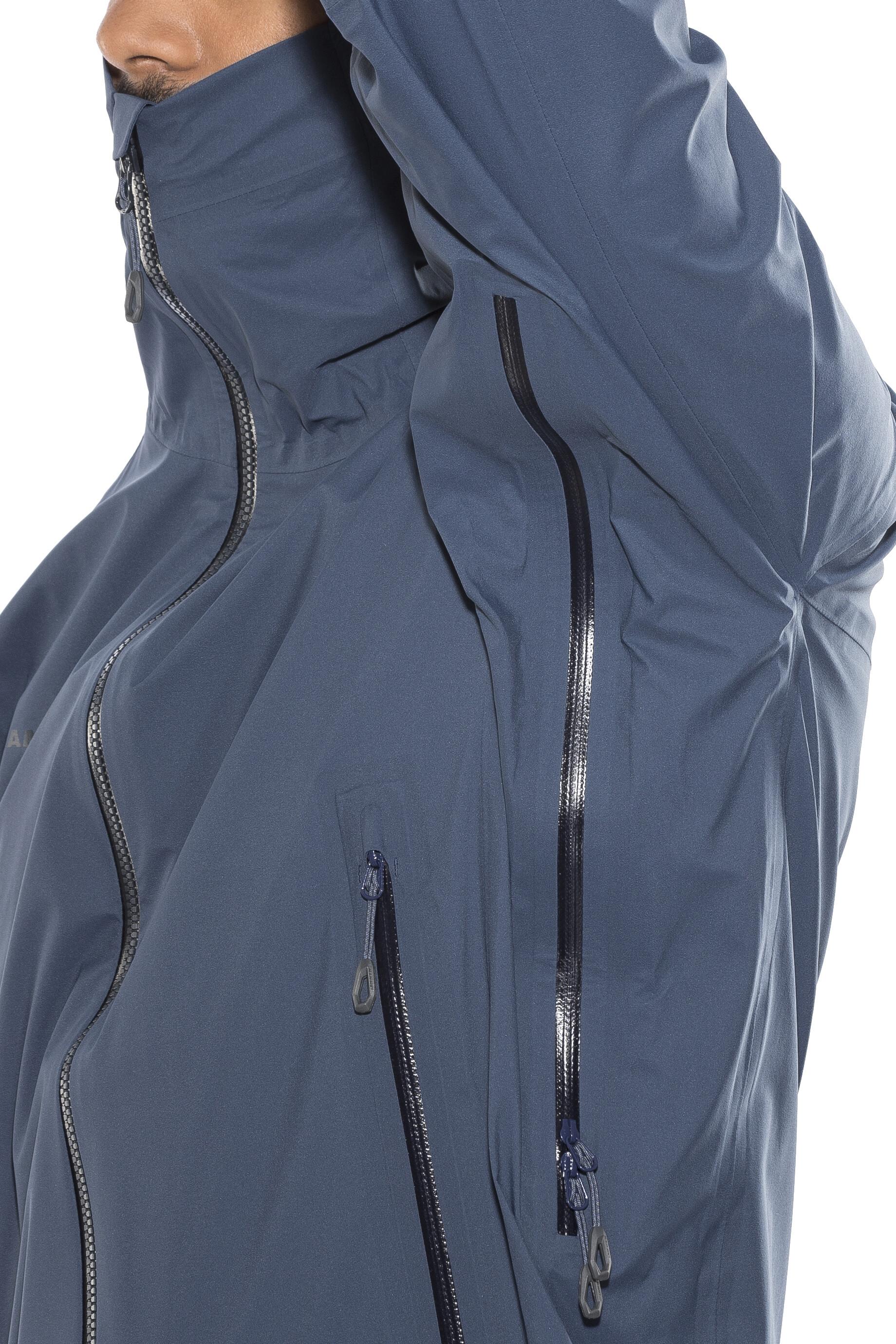 Mammut Masao Light - Chaqueta Hombre - azul  928e8b58415